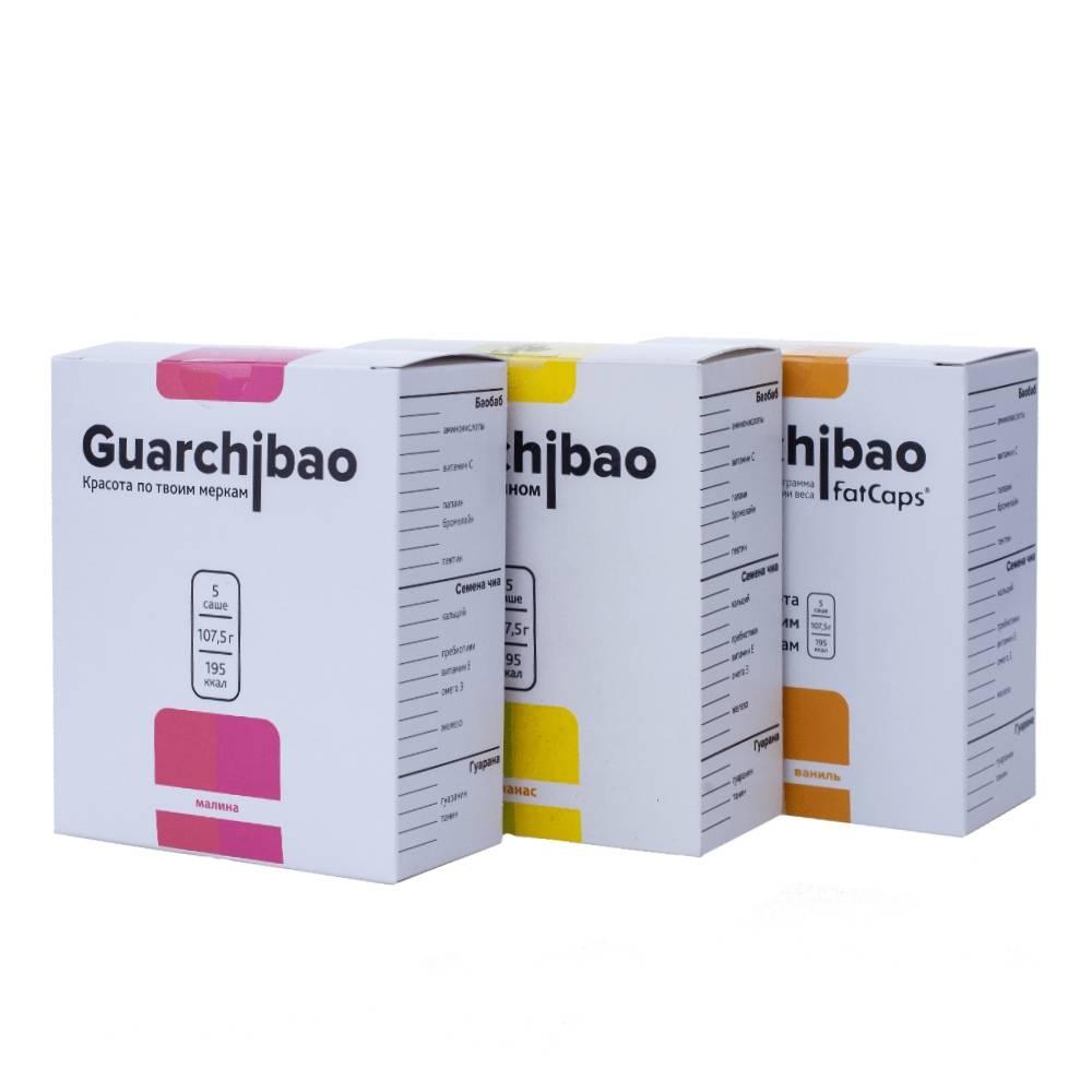 Guarchibao для похудения. гуарчибао комплекс - omolodet