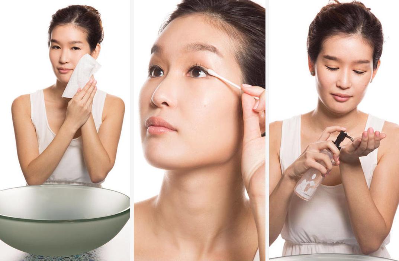 Японский уход за кожей лица | moninomama.ru