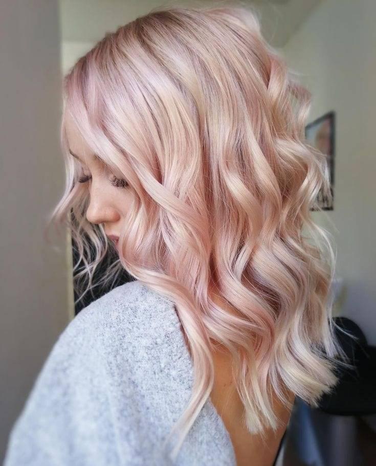 Все оттенки блонда с названиями и фото,как подобрать свой тон