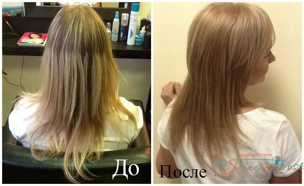 Красивые способы окрашивания русых волос, фото модных вариантов