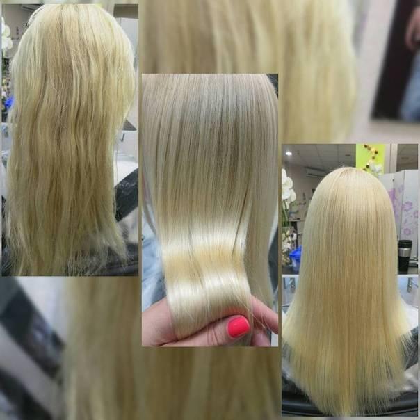 Что такое глазирование волос, как его делают в салоне и дома