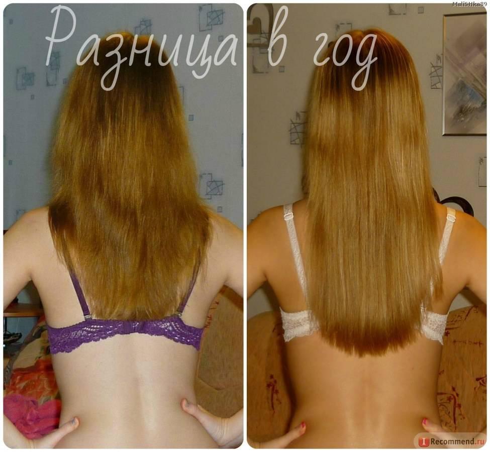 На сколько отрастают волосы за месяц