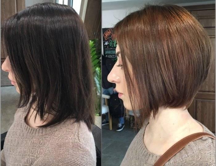 Брондирование на темные волосы: особенности и техника выполнения