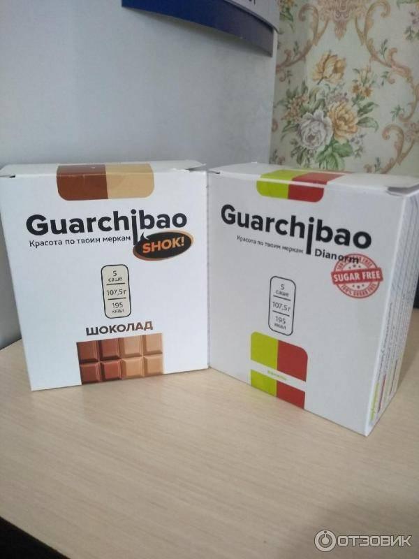 Средство для похудения guarchibao: как действует и как правильно принимать?