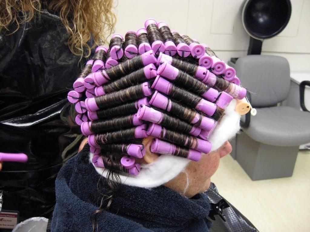 Всё о том, как правильно накрутить бигуди на средние волосы: лучшие рекомендации