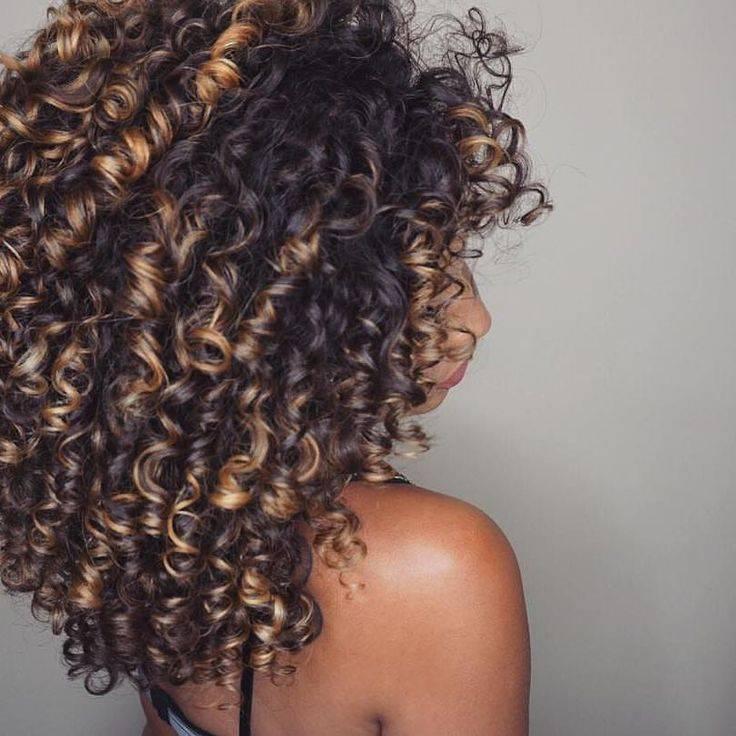 Уход за сухими кудрявыми волосами в домашних условиях | салид