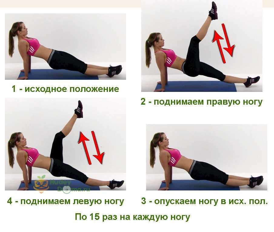 Программа похудения ног в бедрах и икрах на неделю     prod make up