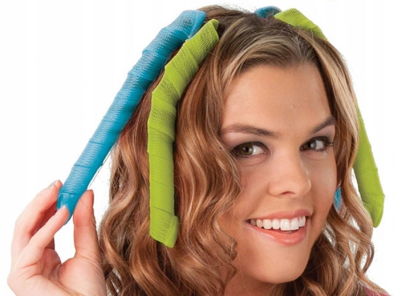 Самые удобные бигуди для длинных волос