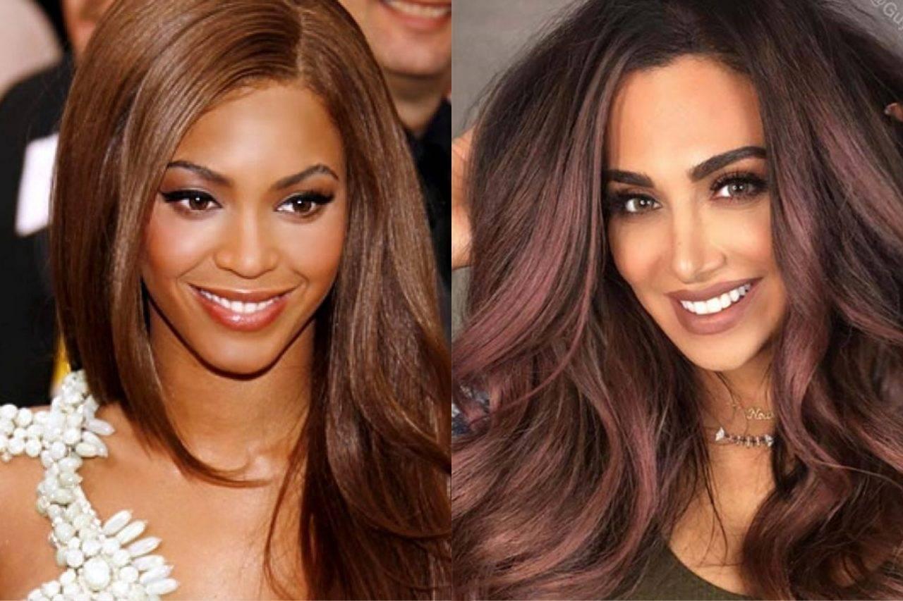 Темно-каштановый цвет волос: кому идет (фото), как получить, лучшие краски | quclub.ru