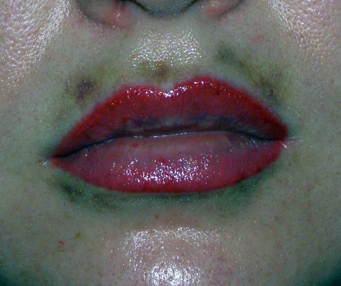 Перманентный макияж губ: отзывы и нюансы (8 техник)