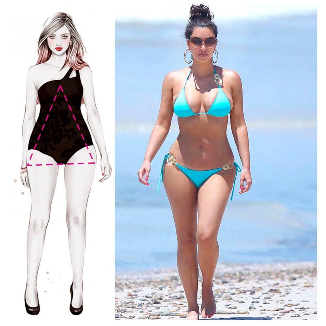 Фигура «груша» (70 фото): одежда для типа женщин с тонкой талией и широкими бедрами, как правильно одеваться, какие юбки и брюки носить