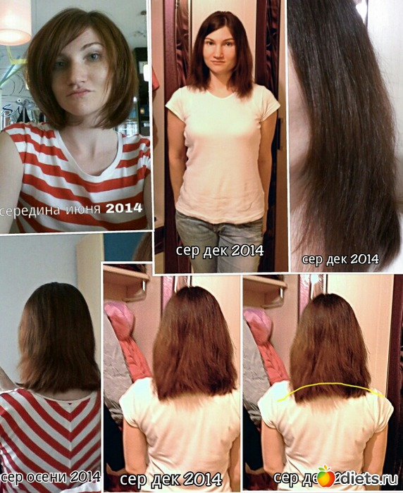 Рост волос в месяц: от чего зависит и как его ускорить домашними методами