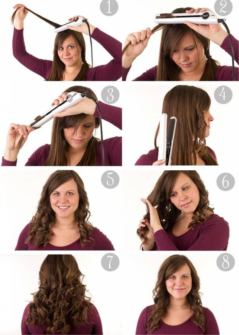 Домашняя парикмахерская: как сделать локоны без плойки и бигудей?