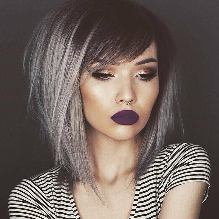 Короткая стрижка – 8 оттенков колорирования волос пепельным цветом