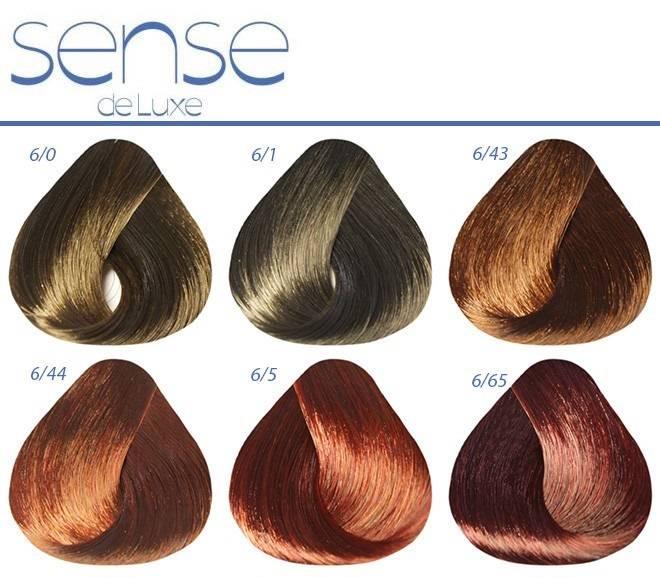 Палитра эстель профессиональная: оттенки краски для волос, окислитель