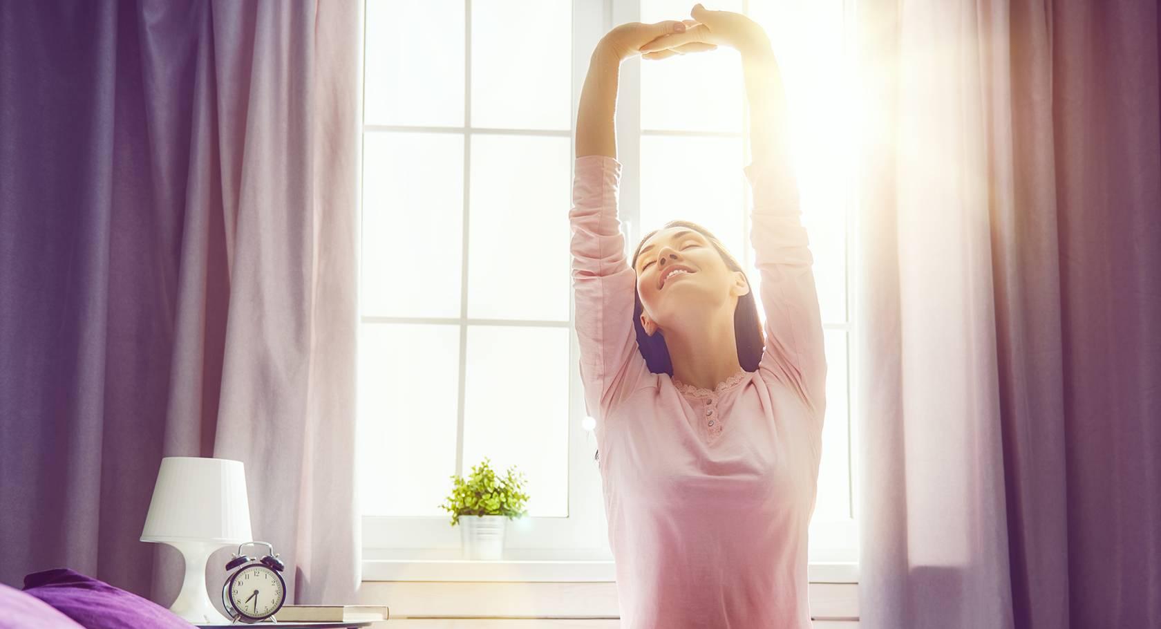 9 лучших рецептов бодрости по утрам - как вставать рано и высыпаться?