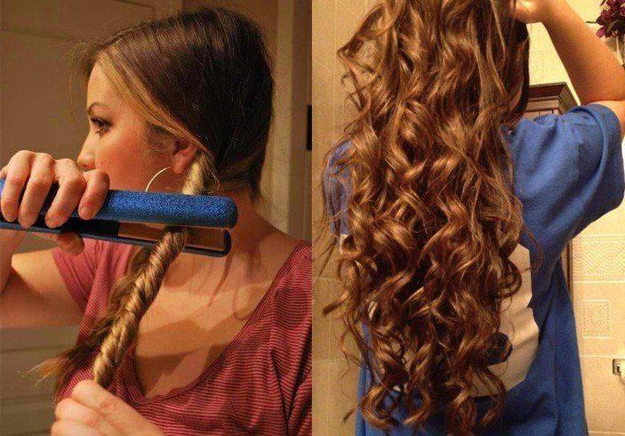 Прически на ночь: заплетаем волосы и сохраняем их шелковистыми