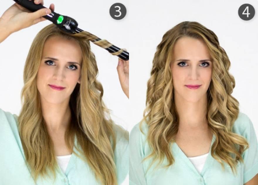 Совет модницам: как накрутить короткие волосы без плойки и бигуди?
