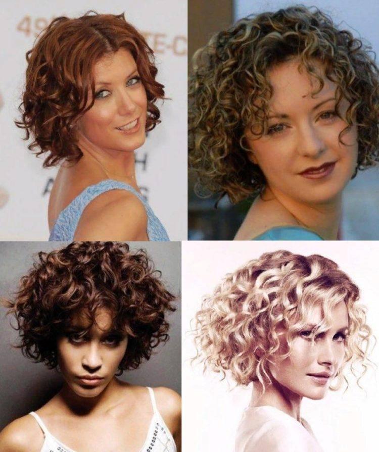 Безопасная химическая завивка волос: разновидности и самые популярные бренды