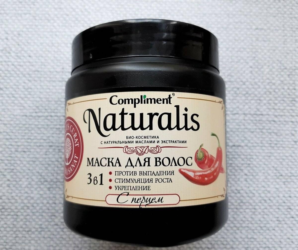 Compliment naturalis 3 в 1 с перцем: отзывы, состав, инструкция по применению и положительное влияние на рост волос - druggist.ru