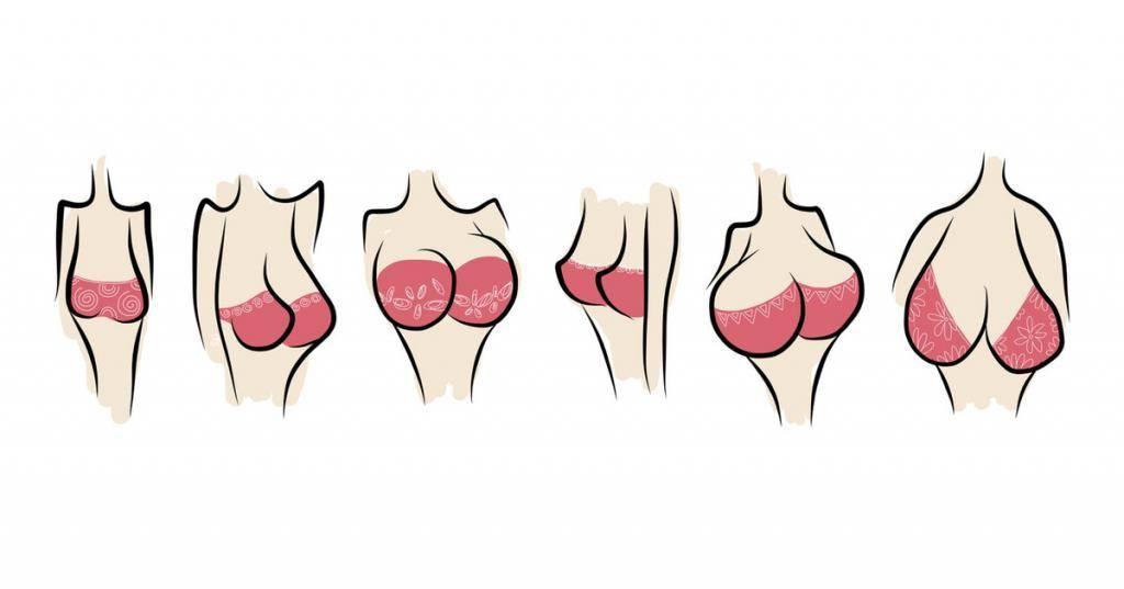 Женская грудь — какие формы бывают?