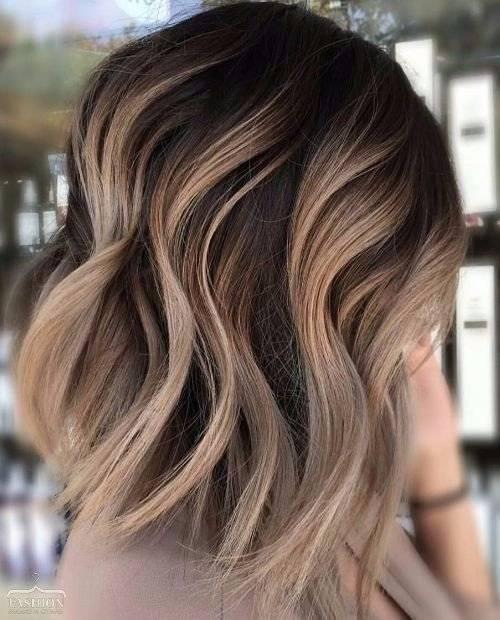 Балаяж на короткие светлые волосы. техника, пошаговая инструкция окрашивания с фото
