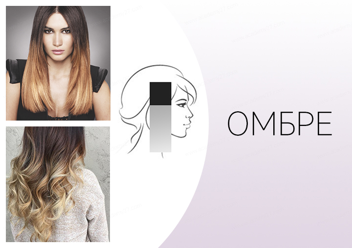 Омбре, сомбре, шатуш, балаяж: современные техники окрашивания волос - voloslekar.ru