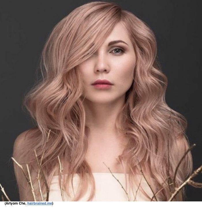 24 лучшие палитры красок для волос (фото)