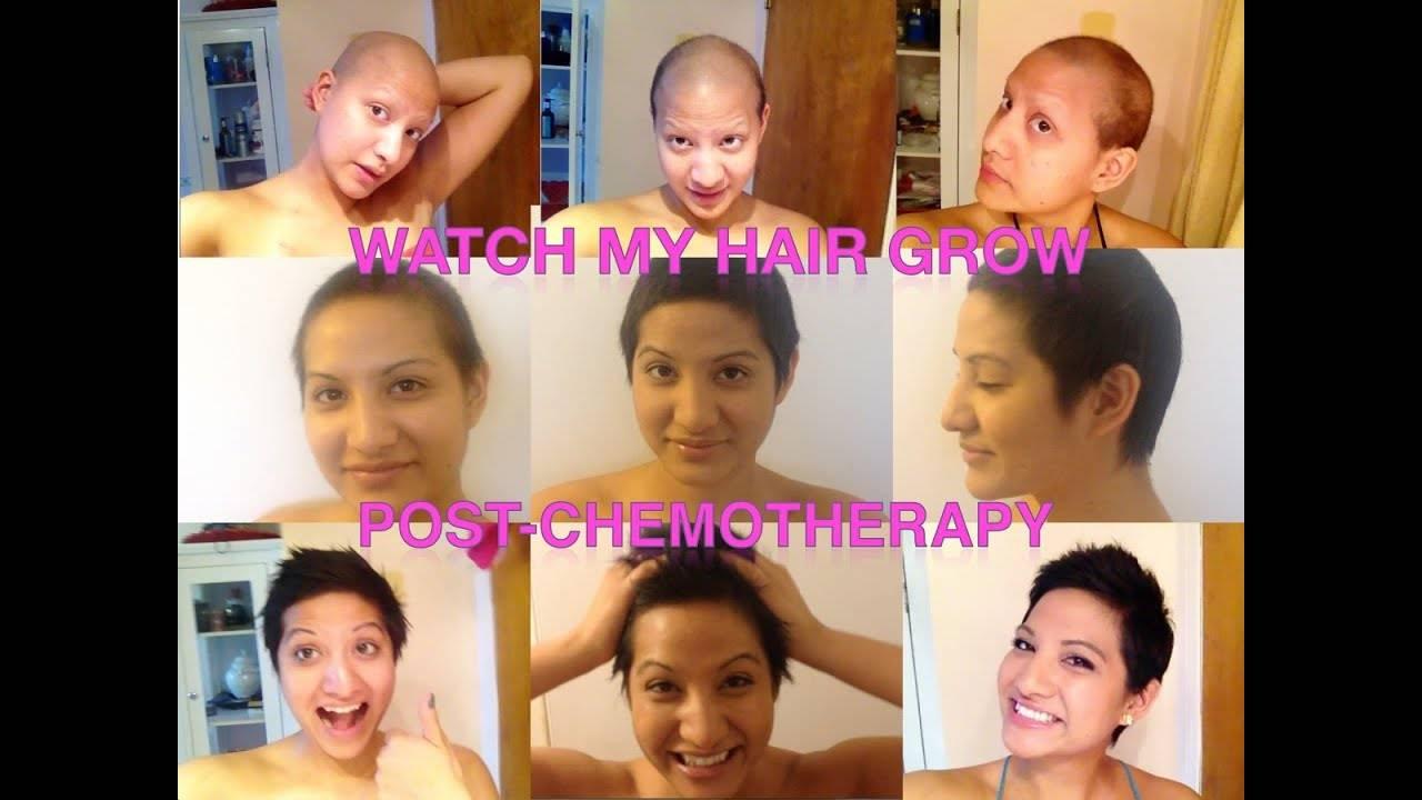 Через сколько отрастают волосы после химиотерапии