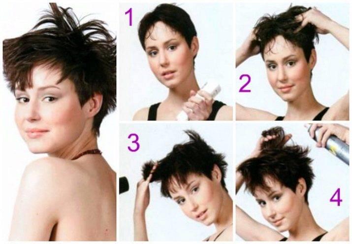 Красивые прически на короткие волосы. идеи на каждый день и для праздничных образов – фото инструкции по созданию причесок для коротких волос.