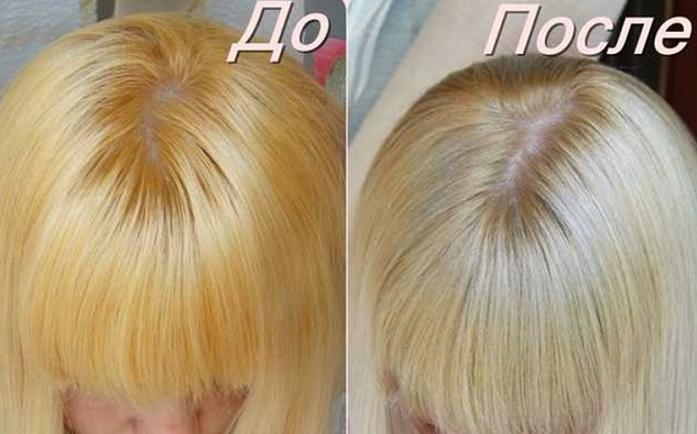 Как обесцветить волосы в домашних условиях?