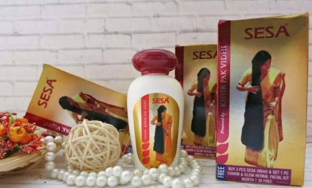 Масло для волос sesa: отзывы, как использовать