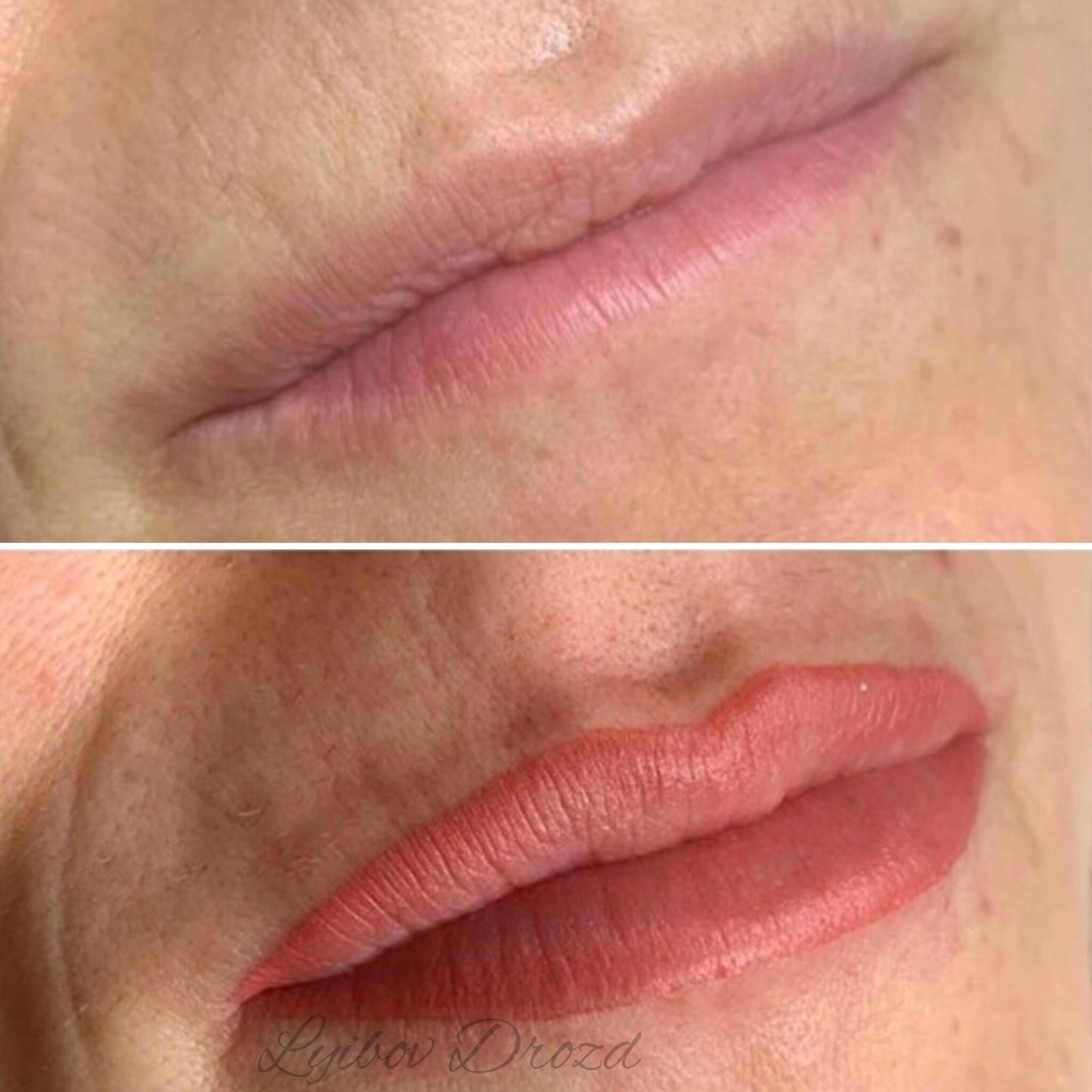 Татуаж губ: плюсы и минусы процедуры