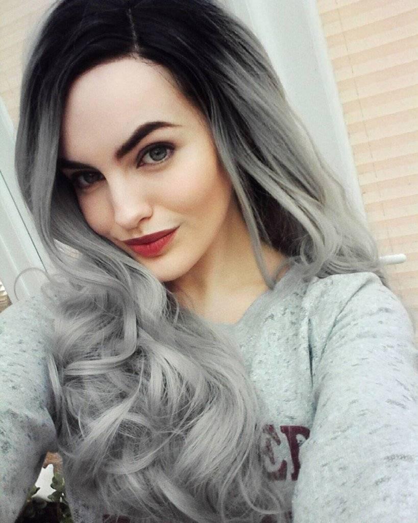 Как сделать омбре на русые волосы длинные, средние и короткие фото