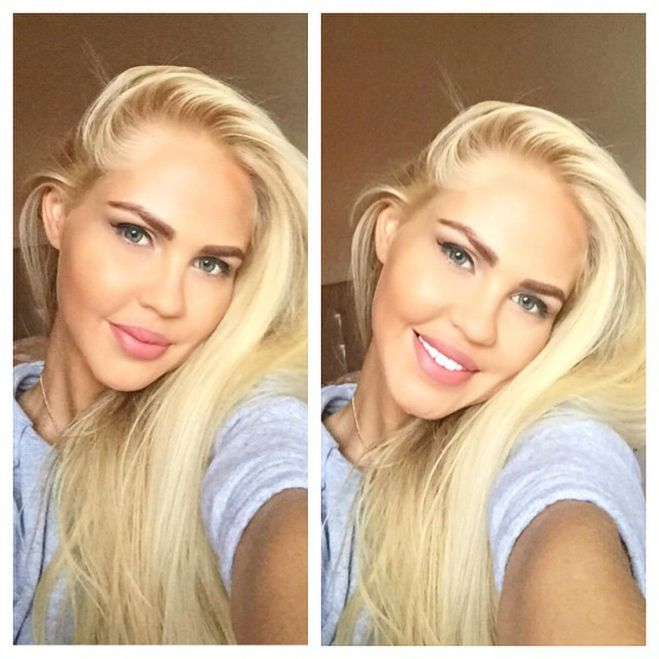 Как менялась жена футболиста мария погребняк: фото до и после пластики и похудения, без макияжа . милая я