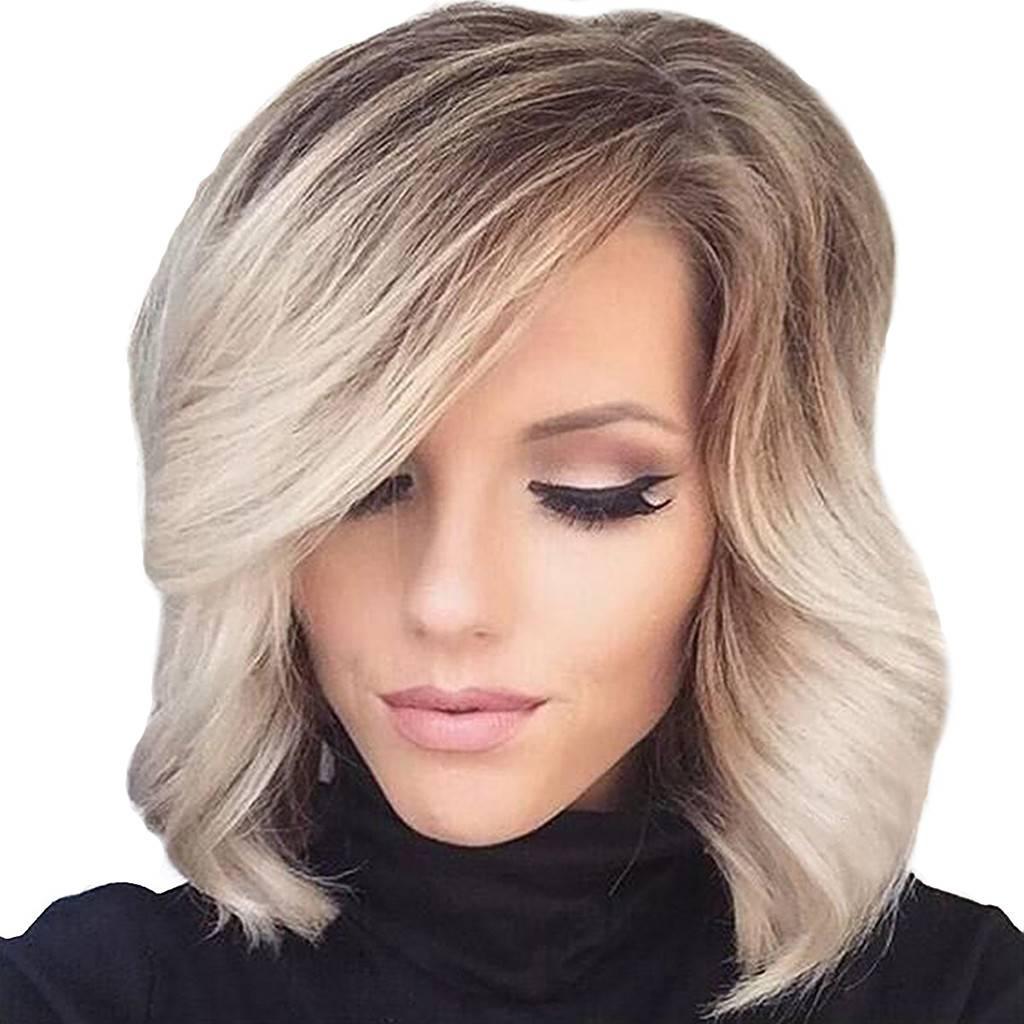 Модные цвета коротких волос: фото, тренды-2019 для стильных женских стрижек