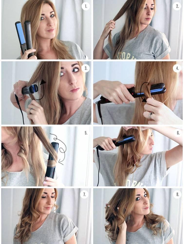 Локоны на средние волосы (55 фото): как сделать завивку волос средней длины с челкой и без в домашних условиях? особенности укладки кудрей и волн