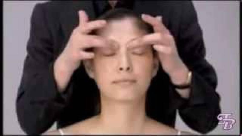 Японский массаж лица асахи зоган после 50 лет: фото, видео, как делать