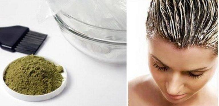 Бесцветная хна для волос – польза и вред, способ применения. маска с бесцветной хной для волос