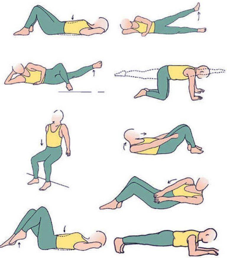 Как похудеть в ногах: упражнения, диета, обертывания, массаж. как не накачать мышцы?
