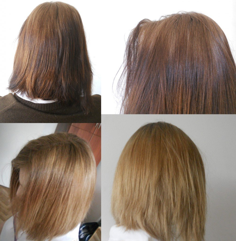 Изучаем методы смывания черной краски с волос