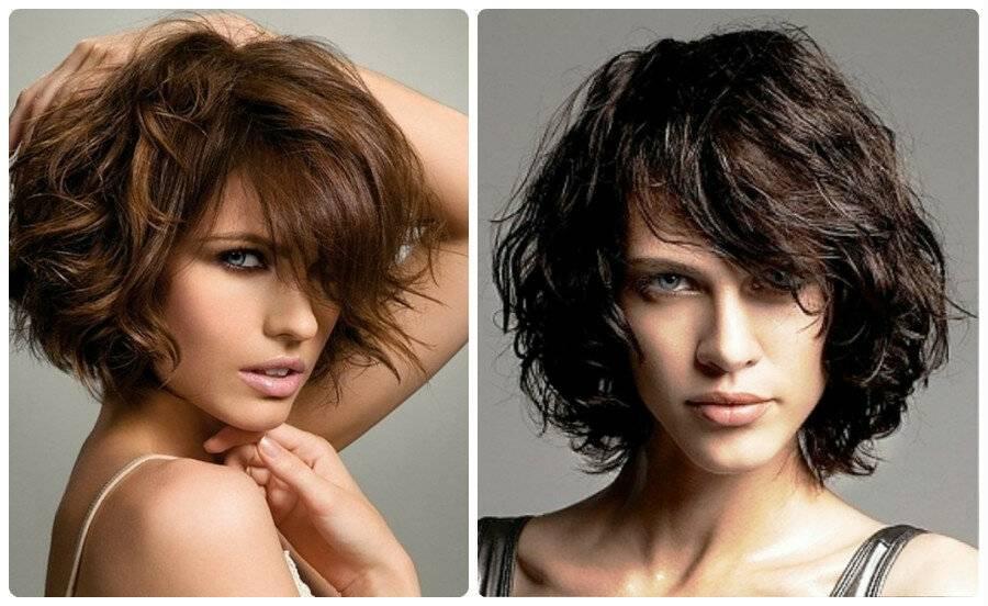 «каскад» на средние волосы с челкой (93 фото): каскадные стрижки для овального лица, женские прически рваный и прямой «каскад»