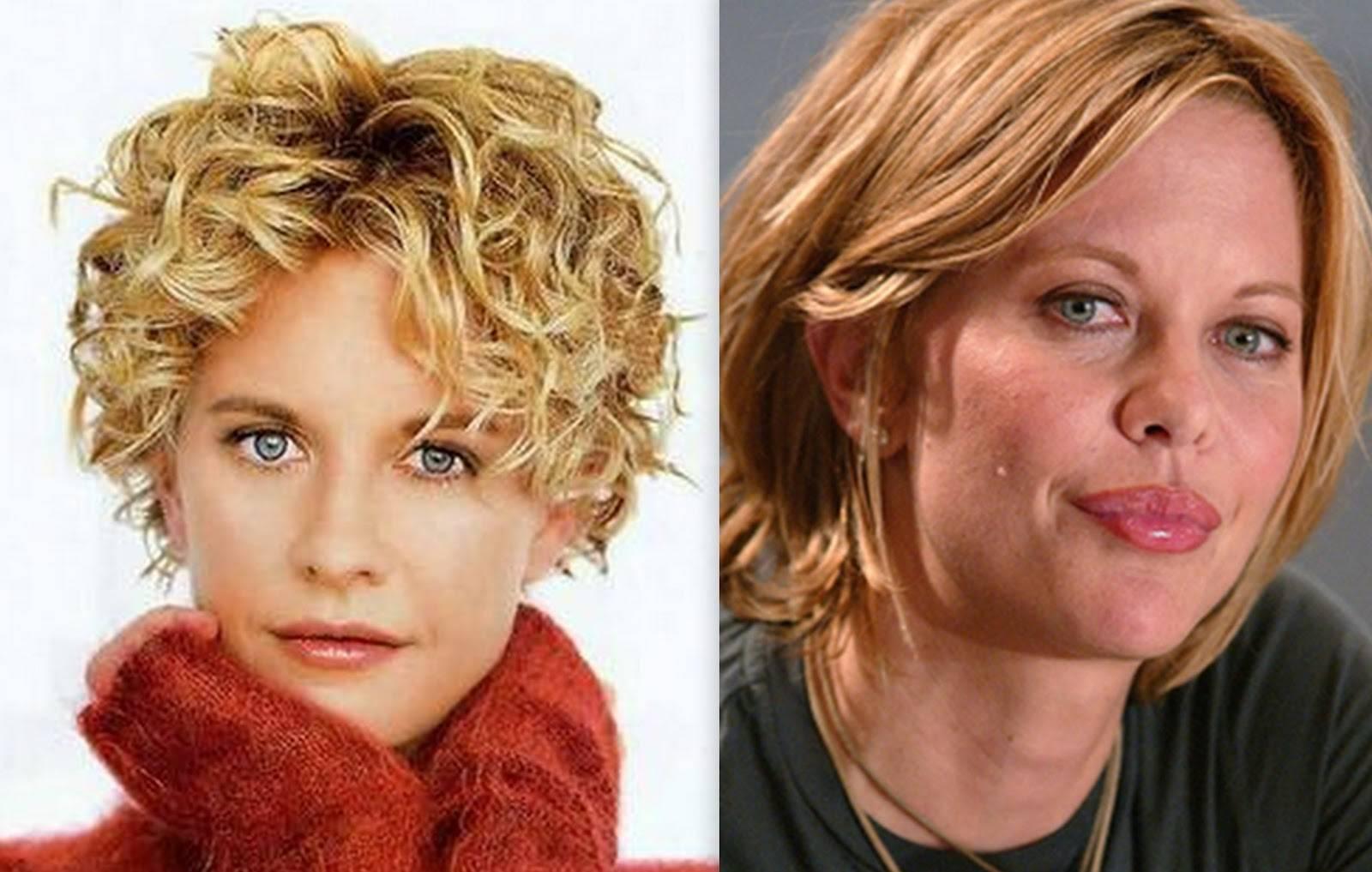 Химия на короткие волосы: фото до и после процедуры