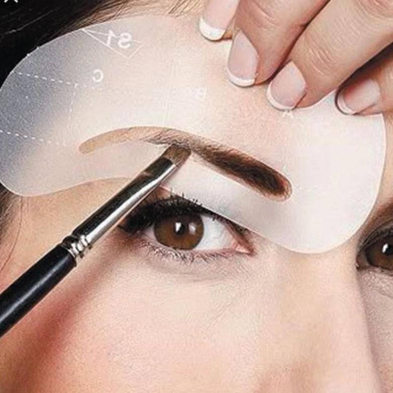 Как накрасить брови тенями поэтапно: 16 фото макияжа и видео урок