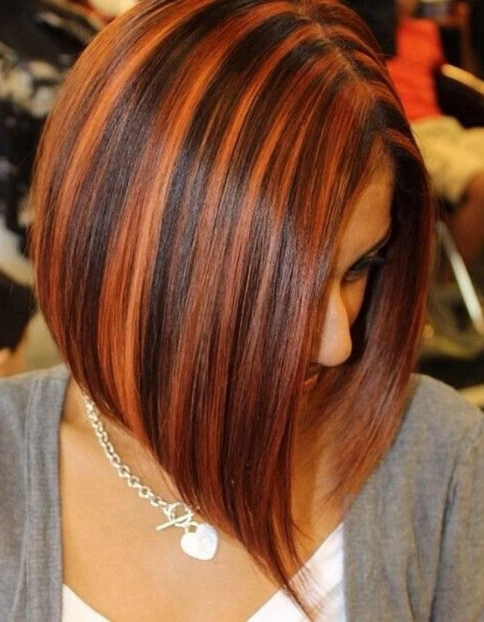 Градуированное каре на короткие волосы. фото, кому идёт стрижка