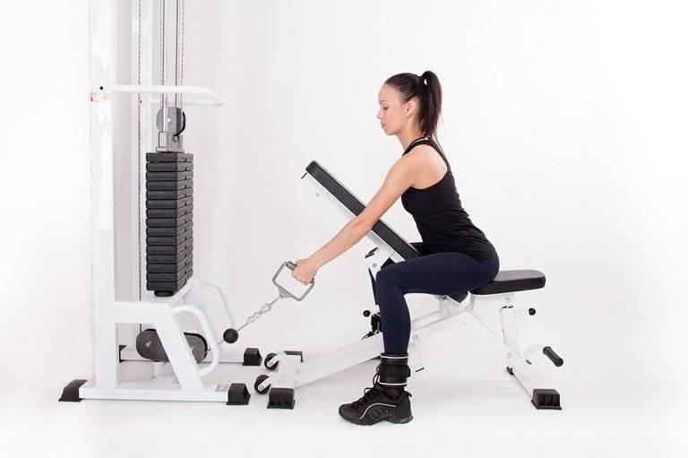 Как быстро похудеть в спортзале женщине