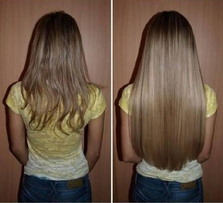 С какой скоростью растут волосы