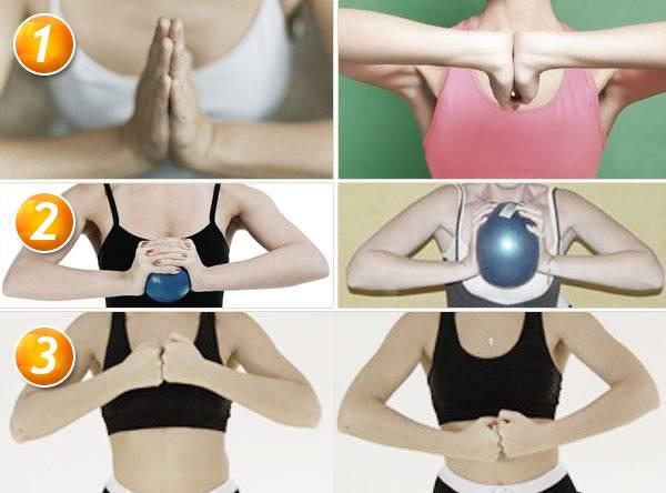 Как увеличить грудные железы в домашних условиях за неделю: 50 способов