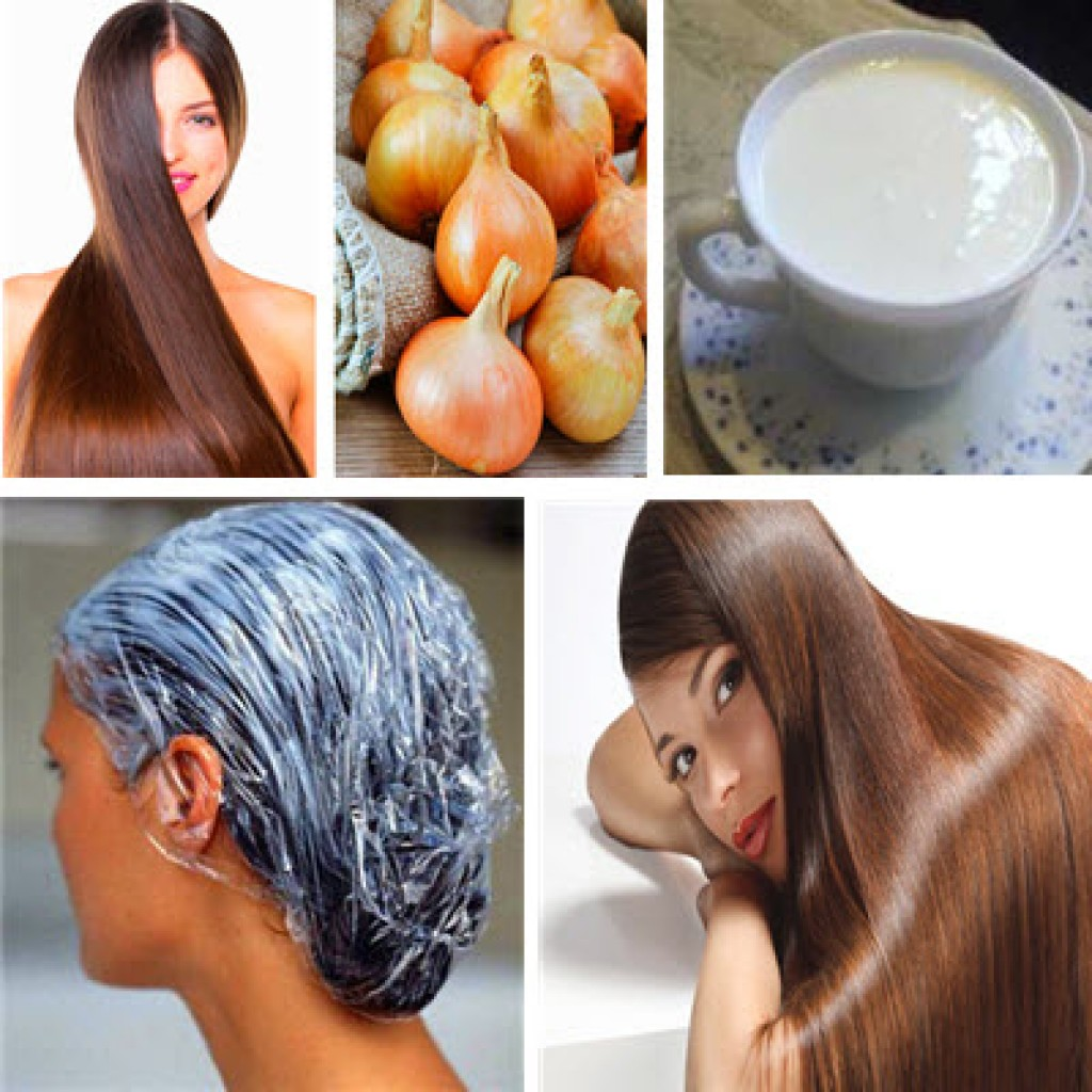 Маски для мелированных волос в домашних условиях