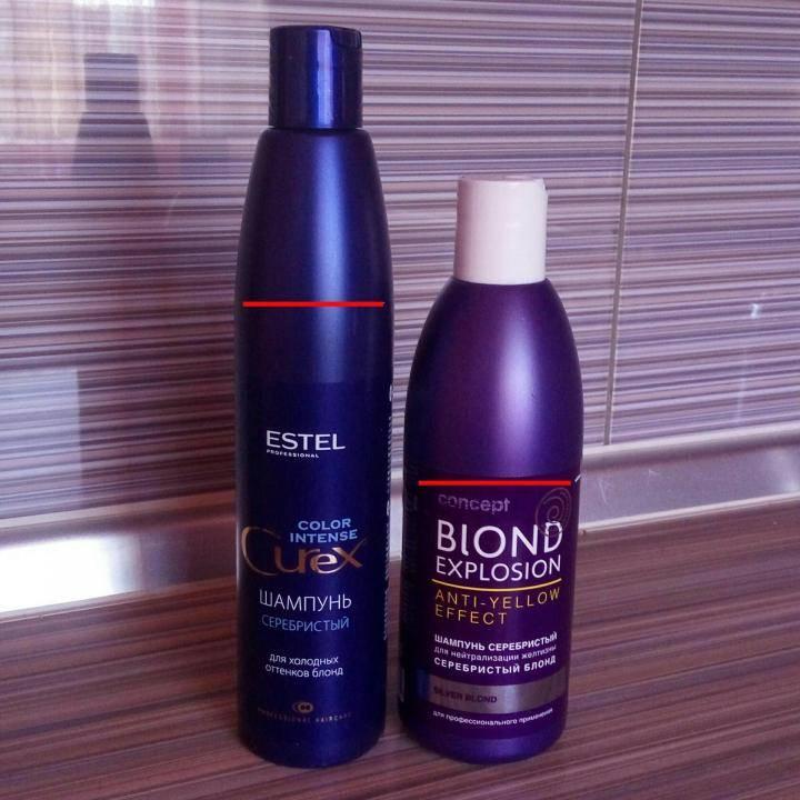 Лучшие профессиональные оттеночные шампуни для блондинок: рейтинг и прочие тонкости